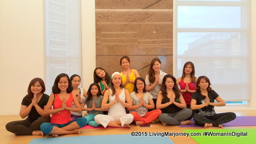 Kundalini Yoga Experience With Rosan Cruz At Discovery Primea