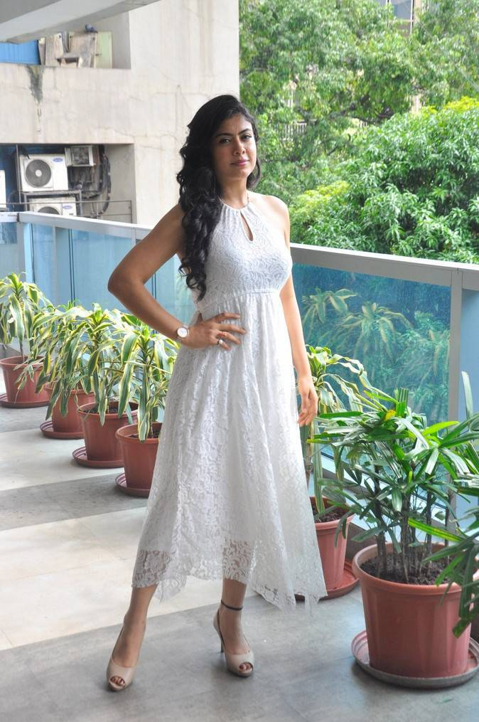 Anurita Jha At Baarat Company Interview Event Stills