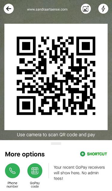QR Standar Siap Memudahkan Kehidupan Millenial Beli minum tinggal scan QR Code saja!