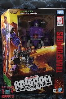 Transformers Kingdom Galvatron Box 01