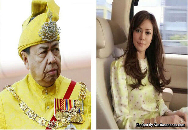 Norashikin Abdul Rahman Isteri Sultan Selangor