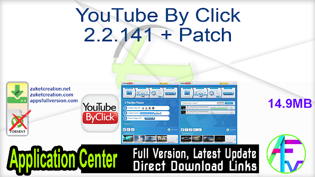 YouTube By Click 2.2.141 + Patch