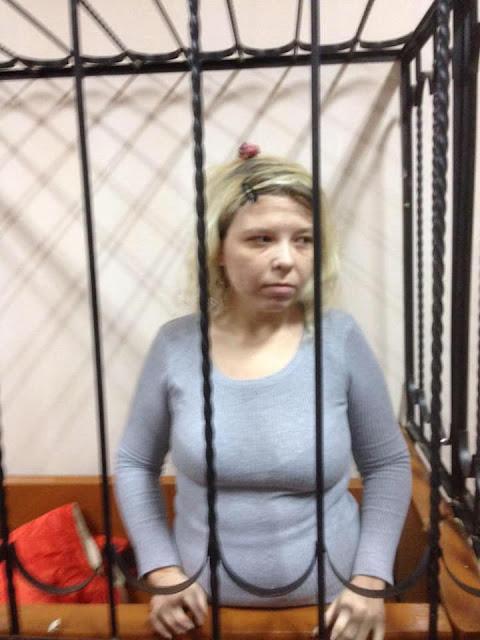 Свободу Дарье Полюдовой!