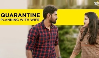 Quarantine Planning with Wife | Awesome Machi