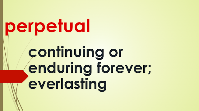 Printable Vocabulary