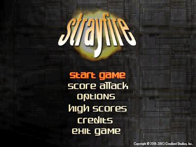 雷電4(strayfire、漂流戰機)硬碟版,考驗技術的華麗飛機射擊遊戲!