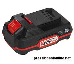 Batteria parkside x20v ricaricaricabile al litio da lidl for Smerigliatrice a batteria parkside