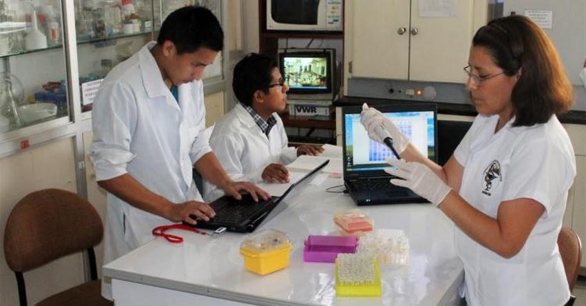 CONCYTEC pide elevar gasto en investigación científica para salir de atraso en región - www.concytec.gob.pe