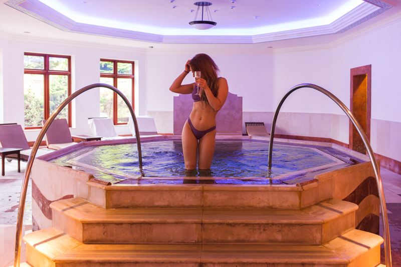 Pennyhill Park Spa Indoor Pool