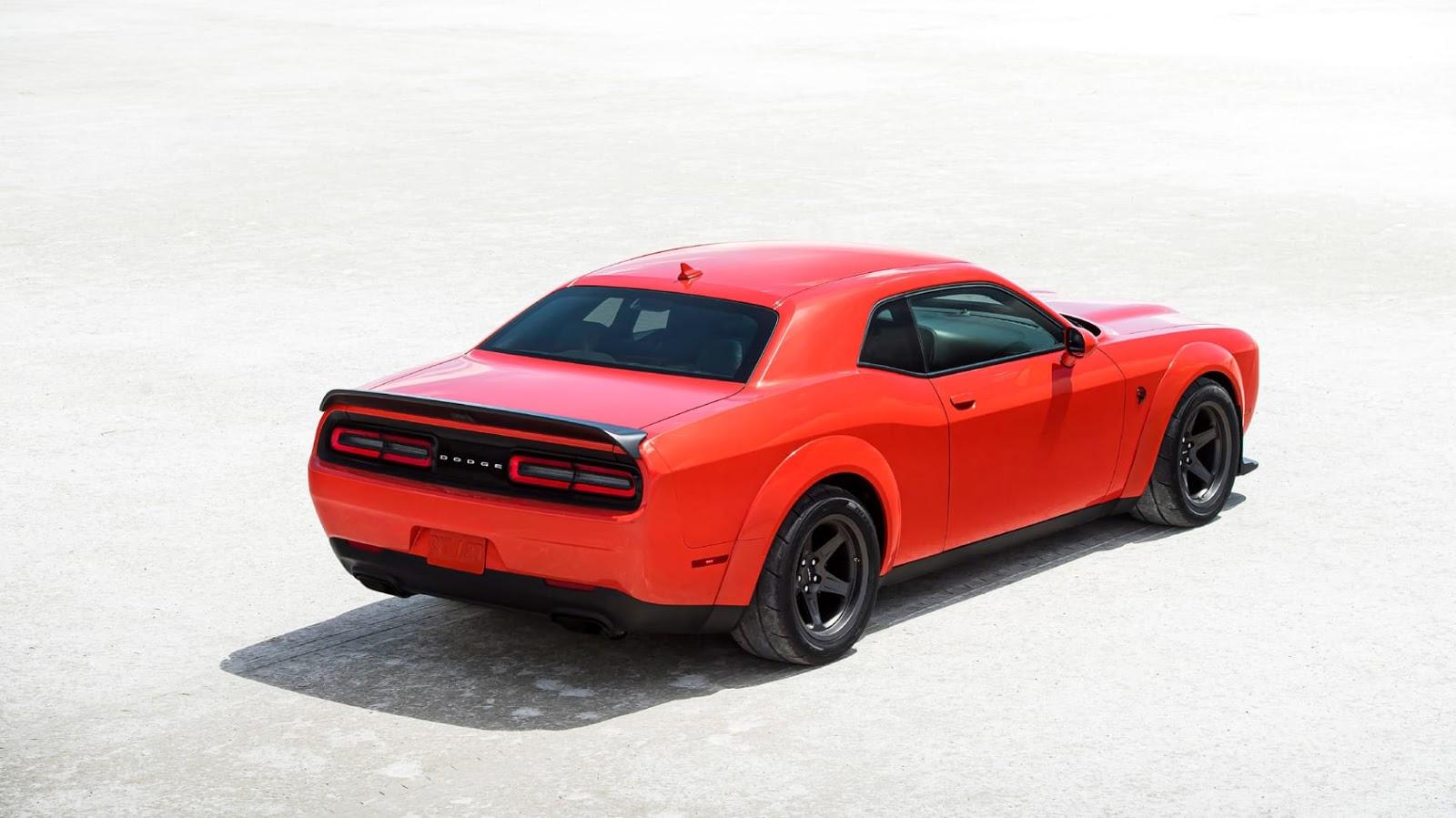 2021 Dodge Challenger Srt Images