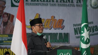 H. Rumaksi: Pertanian Adalah Andalan Lombok Timur