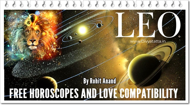 Leo Daily Free Horoscopes Online & Love Compatibility With Zodiac Signs