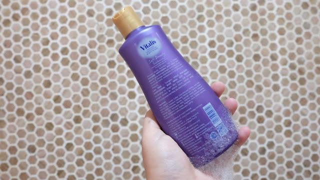 Kemasan Vitalis Body Wash 200ml