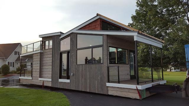 Tiny House Town Utopian Villas 39 Denali Model 400 Sq Ft