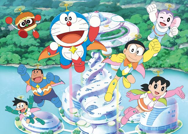 Inilah 16 Perbedaan Doraemon Versi Amerika dan Jepang yang Bisa Bikin Kamu Gagal Paham Saat Menontonnya