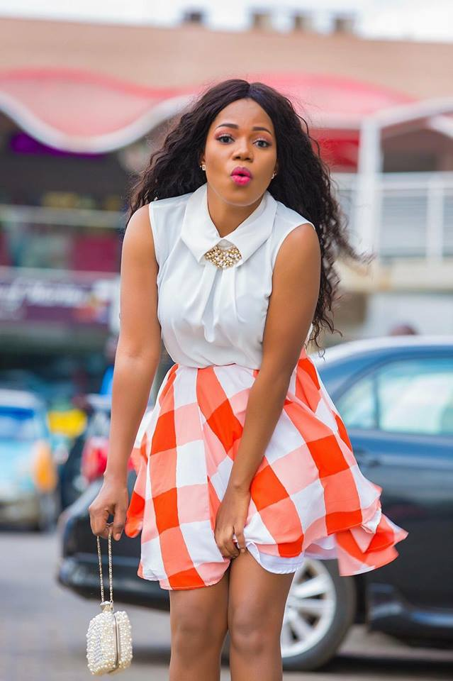 Nana Ama Mcbrowns Husband wanted to Marry me - Mzbel