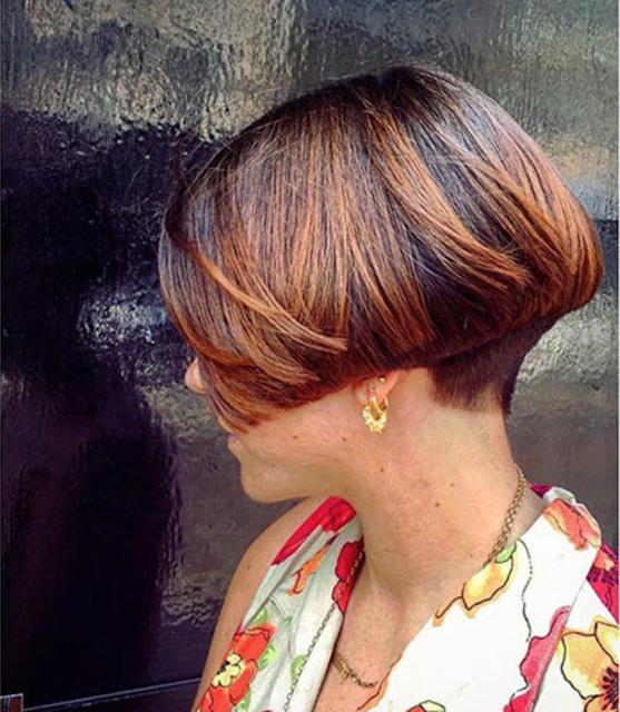 short hairstyles for women 2020
