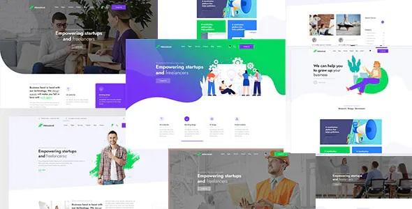 Best Creative Multipurpose Responsive HTML5 Template