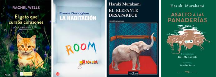 Libros leídos lecturas junio