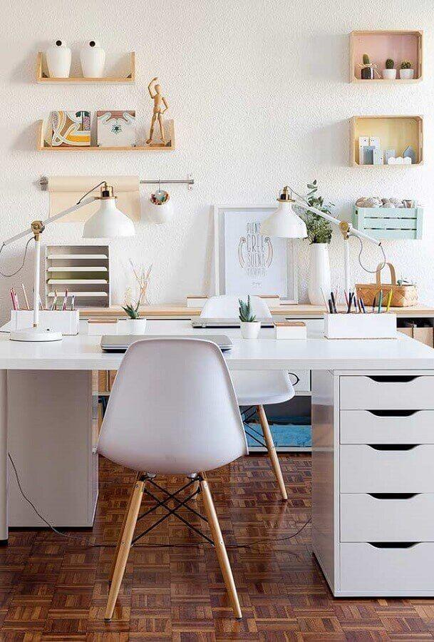 Dicas incríveis para decorar home office