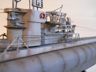 submarine conning tower