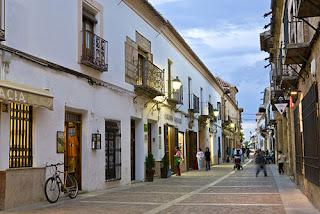 La Calle Cervantes de Villanueva de los Infantes, turismo