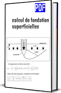 calcul de fondation superficielles PDF