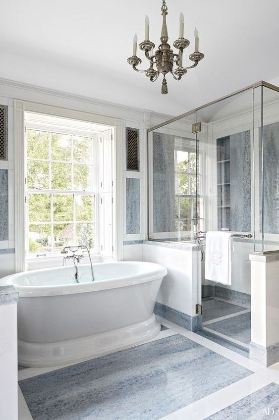 78 Light Blue Bathroom Color Decorating Ideas