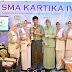 SMA Kartika IV-3 Surabaya Ikut Pameran Pendidikan di Balai Prajurit