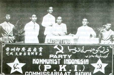 PKI in Batavia (now Jakarta) - 1925