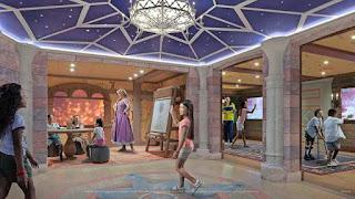 Zien: zo mooi wordt het nieuwste Disney-schip