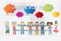 Download Juknis Bop Paud 2018