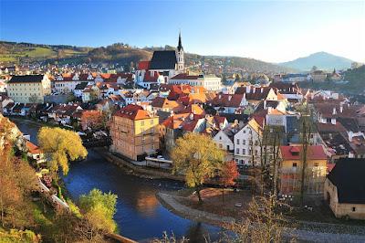Cesky Krumlov, Republik Ceko