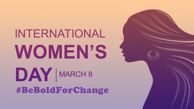 international womans day slogan 2021