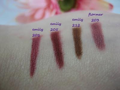dudak kalemi renkleri