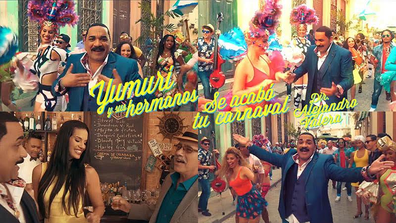 Yumurí y sus hermanos - ¨Se acabó tu carnaval¨ - Videoclip - Dirección: Alejandro Valera. Portal del Vídeo Clip Cubano