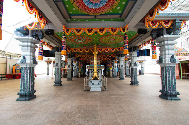 Sri Veeramakaliamman Temple-Little India-Singapore