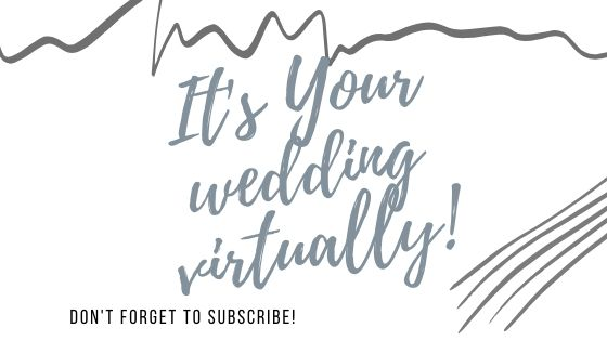 do you know what to wear to your virtual ceremony? - wedding planning - ceremony tips - Weddings by K'Mich PA
