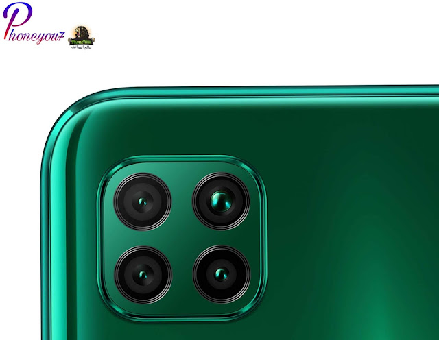 Huawei P40 Lite Camera - كاميرا هواوي بي 40 لايت