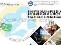 Panduan Penilaian Kurikulum 2013 Jenjang SMK Edisi Revisi