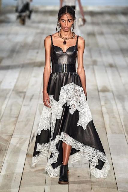Модное платье весна-лето 2020 18