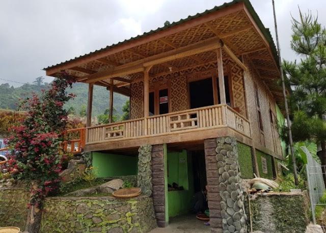 Villa serta Kamar Bertarif Murah Meriah