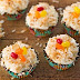Lemon Frosted Carrot Cake Cupcakes Recipe