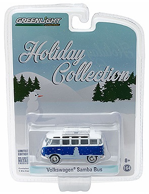 Volkswagen Samba Bus Holiday Collection Greenlight