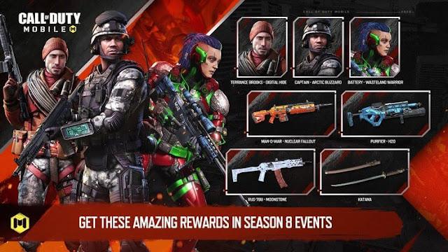 كيف تحصل على سكنات شخصيات Call of Duty Mobile مجانًا؟