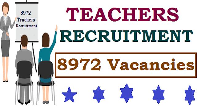 TS State, TS Jobs, Teachers Posts, TSPSC, Teachers Recruitment, TS Recruitment