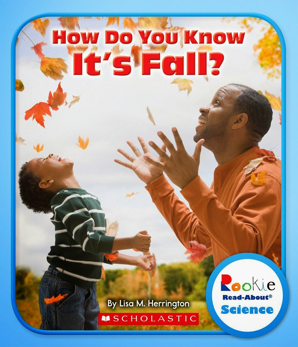 How Do You Know It's Fall, part of children's book review list about fall