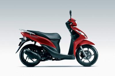 2012 New Honda Vision