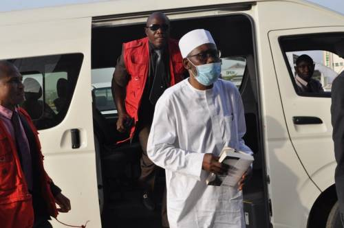 EFCC Re-arraigns Ex AGF Adoke And Co-Accused Abubakar,  Amends Charges Against Them