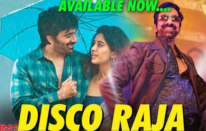 Disco Raja Full Movie Hindi Dubbed Available Now, Ravi Teja, Nivetha Pethuraj